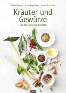 Philipp Notter: Kräuter und Gewürze, Buch