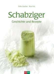 Erika Lüscher: Schabziger, Buch