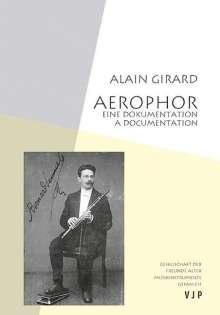 Alain Girard: Aerophor, Buch