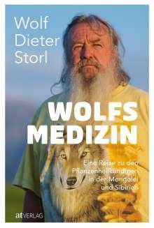 Wolf-Dieter Storl: Wolfsmedizin, Buch