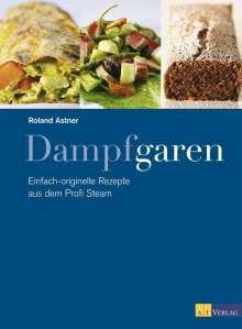 Roland Astner: Dampfgaren, Buch