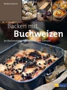 Modesta Bersin: Backen mit Buchweizen, Buch