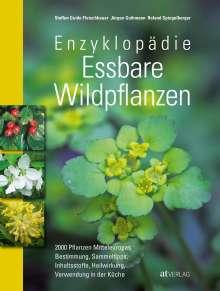 Steffen Guido Fleischhauer: Enzyklopädie Essbare Wildpflanzen, Buch