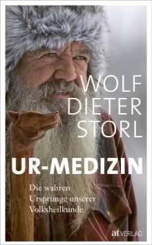 Wolf-Dieter Storl: Ur-Medizin, Buch