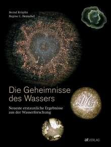 Bernd Kröplin: Die Geheimnisse des Wassers, Buch
