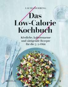 Laura Herring: Das Low-Calorie-Kochbuch, Buch