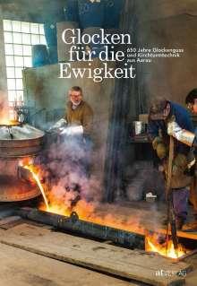 Andreas Rupp: Glocken für die Ewigkeit, Buch