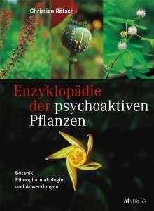 Christian Rätsch: Enzyklopädie der psychoaktiven Pflanzen, Buch