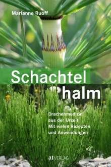Marianne Ruoff: Schachtelhalm, Buch