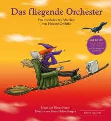 Das fliegende Orchester, Buch