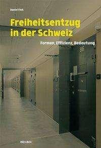 Daniel Fink: Freiheitsentzug in der Schweiz, Buch