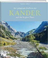 Thomas Bögli: Kander, Buch