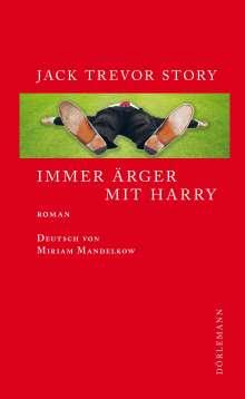 Jack Trevor Story: Immer Ärger mit Harry, Buch