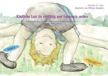 Nathalie R. Guex: Kindliche Lust ist vielfältig und irgendwie anders, Buch