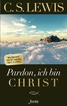 C. S. Lewis: Pardon, ich bin Christ, Buch