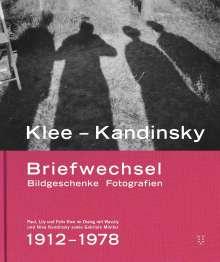 Klee -Kandinsky, Buch