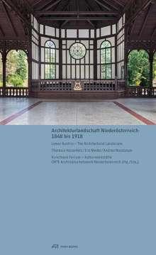 Architekturlandschaft Niederösterreich, 1848 bis 1918, Buch