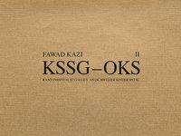 Fawad Kazi KSSG-OKS, Buch
