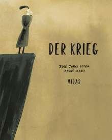 José Jorge Letria: Der Krieg, Buch