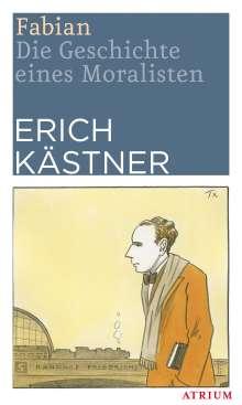 Erich Kästner: Fabian, Buch