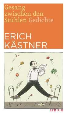 Erich Kästner: Gesang zwischen den Stühlen, Buch