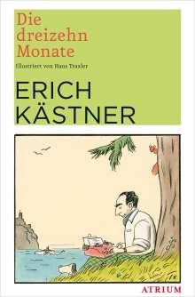 Erich Kästner: Die dreizehn Monate, Buch