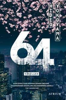 Hideo Yokoyama: 64, Buch