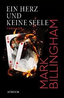 Mark Billingham: Ein Herz und keine Seele, Buch