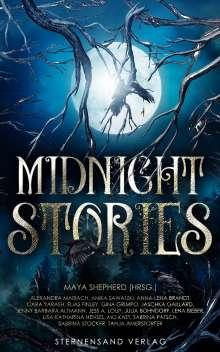 Maya Shepherd: Midnight Stories (Anthologie), Buch