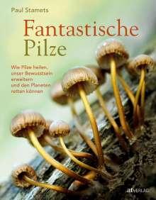 Paul Stamets: Fantastische Pilze, Buch