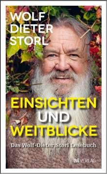 Wolf-Dieter Storl: Einsichten und Weitblicke, Buch