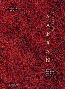 Urs Durrer: Safran - Das rote Gold, Buch