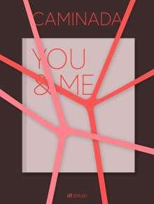 Andreas Caminada: You & Me, Buch