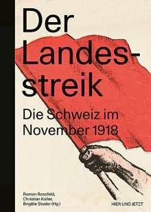 Der Landesstreik, Buch