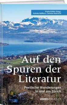 Ursula Kohler: Auf den Spuren der Literatur, Buch
