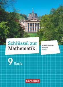 Helga Berkemeier: Schlüssel zur Mathematik 9. Schuljahr - Differenzierende Ausgabe Hessen - Schülerbuch Basis, Buch