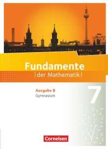 Kathrin Andreae: Fundamente der Mathematik 7. Schuljahr. Schülerbuch Gymnasium Brandenburg, Buch