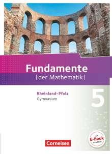 Hans Ahrens: Fundamente der Mathematik 5. Schuljahr - Gymnasium -Rheinland-Pfalz - Schülerbuch, Buch