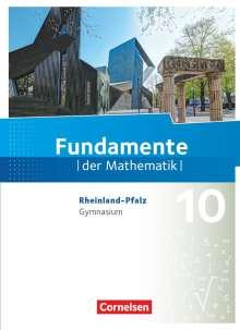 Stefan Altherr: Fundamente der Mathematik 10. Schuljahr - Rheinland-Pfalz - Schülerbuch, Buch
