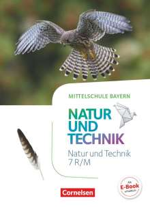 Siegfried Bresler: NuT - Natur und Technik 7. Jahrgangsstufe- Mittelschule Bayern - Schülerbuch, Buch