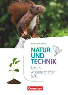 Volker Abegg: Natur und Technik - Naturwissenschaften 5./6. Schuljahr: Naturwissenschaften - Schülerbuch - Rheinland-Pfalz, Buch