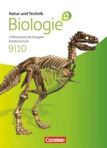 Elke Bauer: Natur und Technik - Biologie 9./10. Schuljahr. Schülerbuch. Oberschule Niedersachsen, Buch