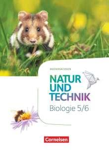 Ulrike Austenfeld: Natur und Technik 5./6. Schuljahr - Biologie Neubearbeitung - Niedersachsen - Schülerbuch, Buch