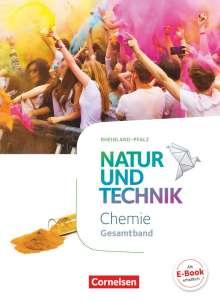 Barbara Barheine: Natur und Technik - Chemie - Gesamtband - Schülerbuch - Rheinland-Pfalz, Buch