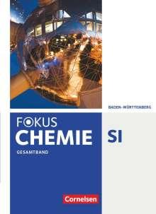 Barbara Arndt: Fokus Chemie Gesamtband - Gymnasium Baden-Württemberg - Schülerbuch, Buch
