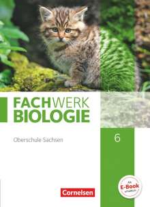 Udo Hampl: Fachwerk Biologie 6. Schuljahr - Sachsen - Schülerbuch, Buch