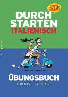 Laura Ritt-Massera: Durchstarten Italienisch 1. Lernjahr. Übungsbuch, Buch