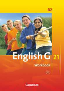 English G 21 B2 6. Schuljahr, Buch