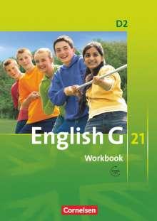 English G 21. Ausgabe D 2. Workbook mit CD, Buch