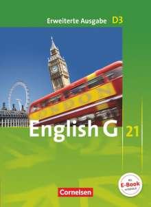 Susan Abbey: English G 21. Erweiterte Ausgabe D 3. Schülerbuch, Buch